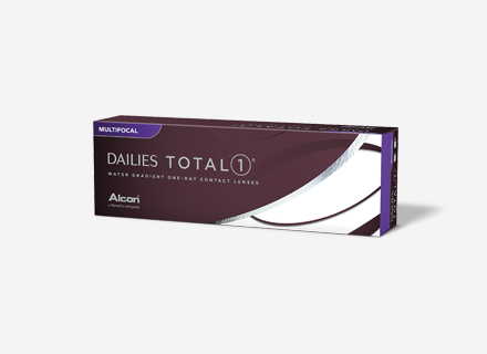 DAILIES TOTAL 1® MULTIFOCAL !חדש